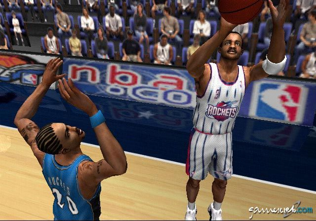 NBA ShootOut 2004  Archiv - Screenshots - Bild 3