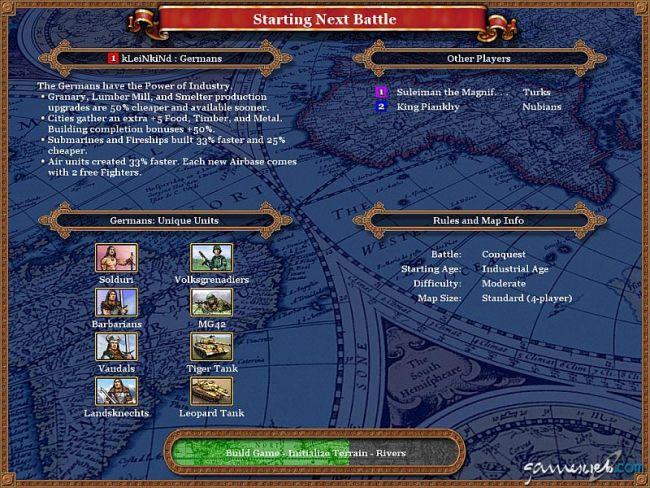 Rise of Nations - Screenshots - Bild 18