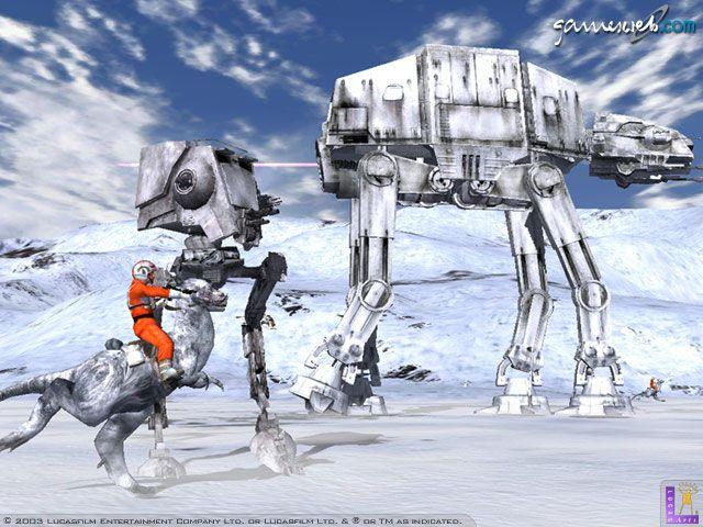 Star Wars Rogue Squadron III: Rebel Strike  Archiv - Screenshots - Bild 23