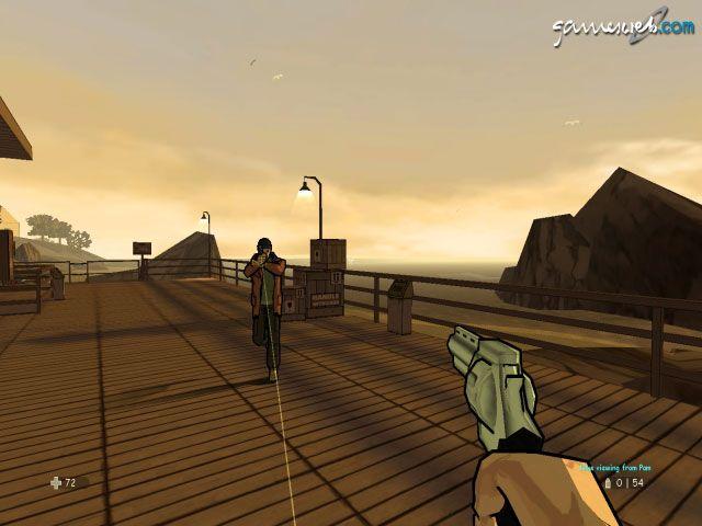XIII  Archiv - Screenshots - Bild 4