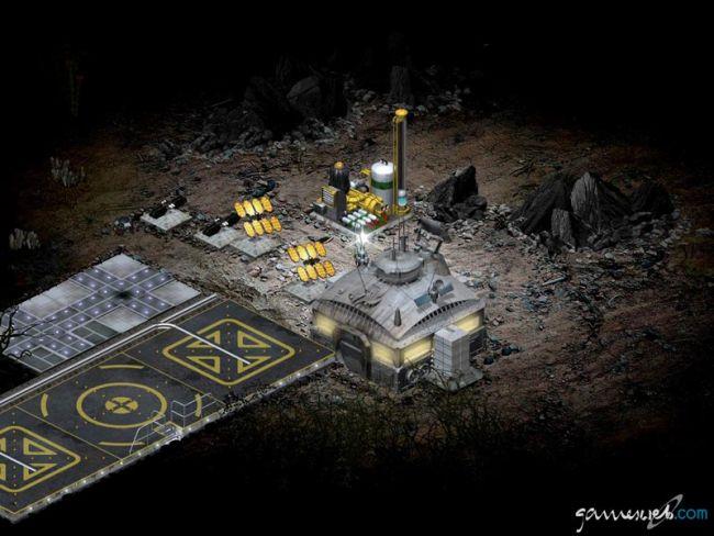 Space Colony  Archiv - Screenshots - Bild 3