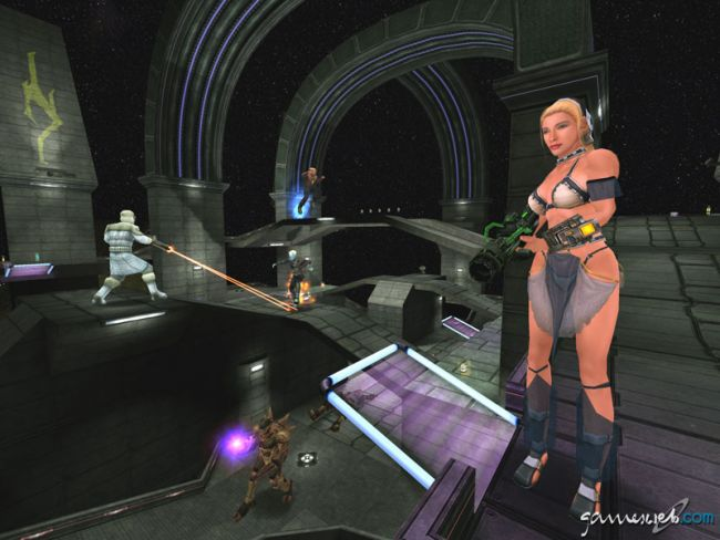 Star Trek: Elite Force 2  Archiv - Screenshots - Bild 9