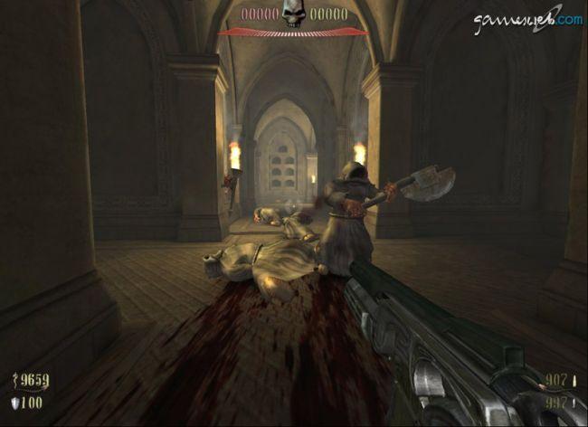 Painkiller: Hell Wars  Archiv - Screenshots - Bild 34