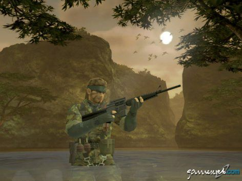 Metal Gear Solid 3: Snake Eater  Archiv - Screenshots - Bild 140