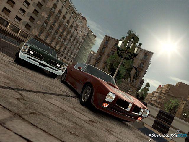 Project Gotham Racing 2  Archiv - Screenshots - Bild 11