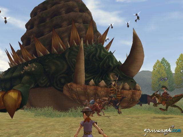 True Fantasy Live Online  Archiv - Screenshots - Bild 10