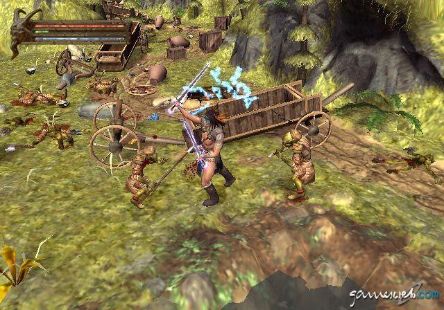 Baldur's Gate: Dark Alliance 2  Archiv - Screenshots - Bild 10