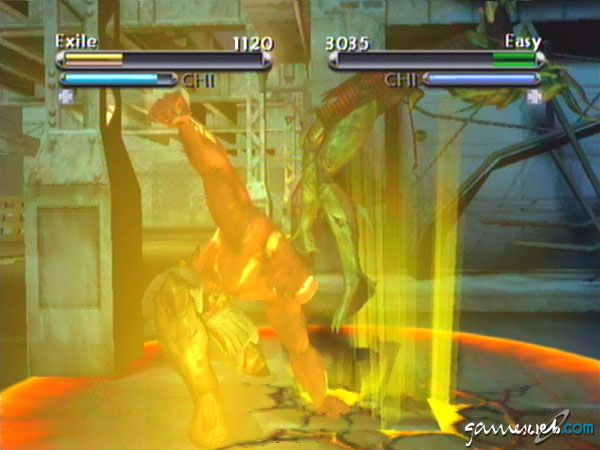 Tao Feng: Fist of the Lotus - Screenshots - Bild 19