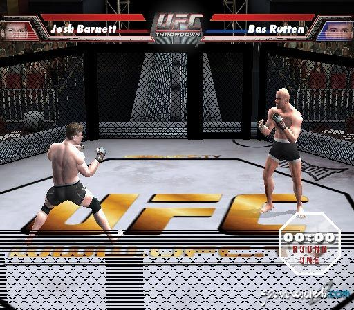 UFC: Sudden Impact  Archiv - Screenshots - Bild 3
