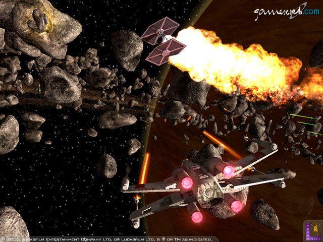 Star Wars Rogue Squadron III: Rebel Strike  Archiv - Screenshots - Bild 22