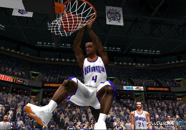 NBA ShootOut 2004  Archiv - Screenshots - Bild 5