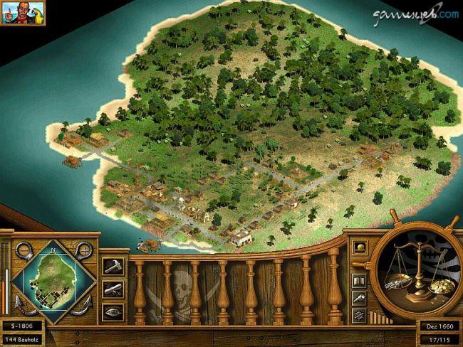 Tropico 2: Die Pirateninsel - Screenshots - Bild 2