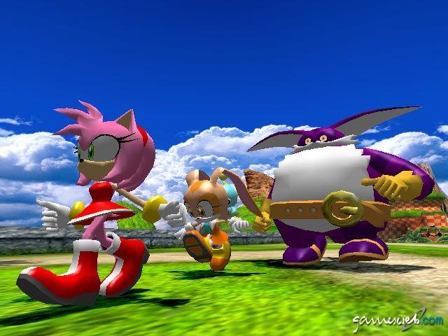 Sonic Heroes  Archiv - Screenshots - Bild 18