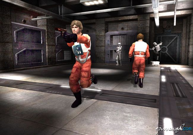 Star Wars Rogue Squadron III: Rebel Strike  Archiv - Screenshots - Bild 19