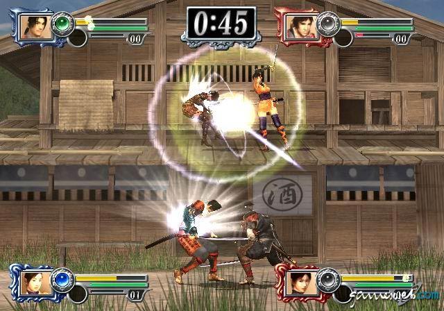 Onimusha Blade Warriors  Archiv - Screenshots - Bild 5