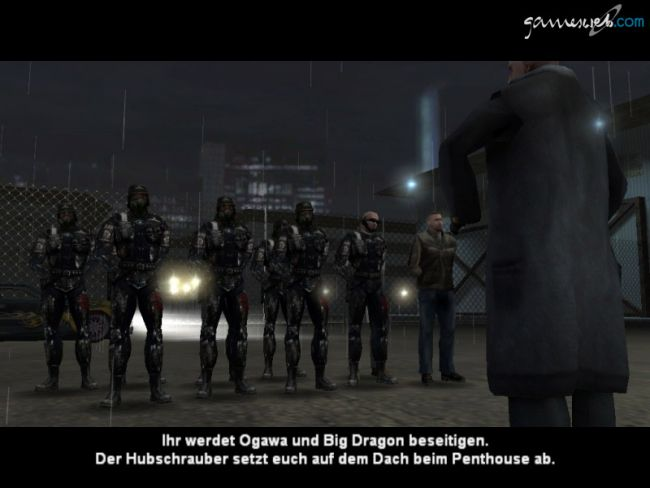 Chaser - Screenshots - Bild 14