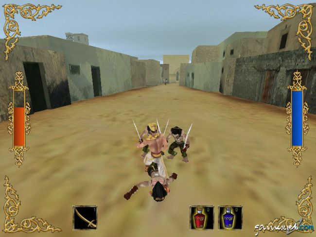 Legend of Zord - Screenshots - Bild 4