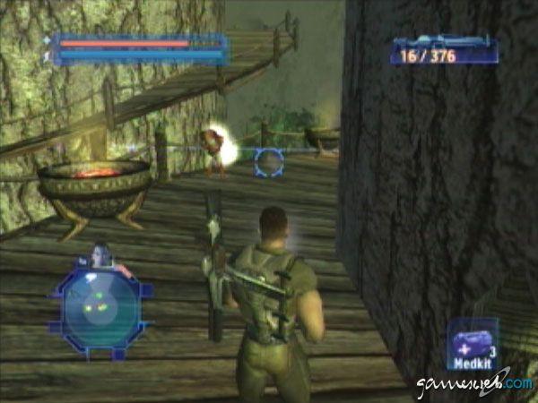 Brute Force - Screenshots - Bild 7