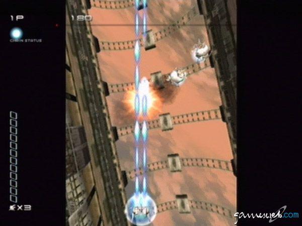 Ikaruga - Screenshots - Bild 11