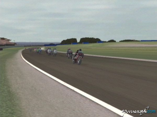 MotoGP: Ultimate Racing Technology 2 - Screenshots - Bild 11