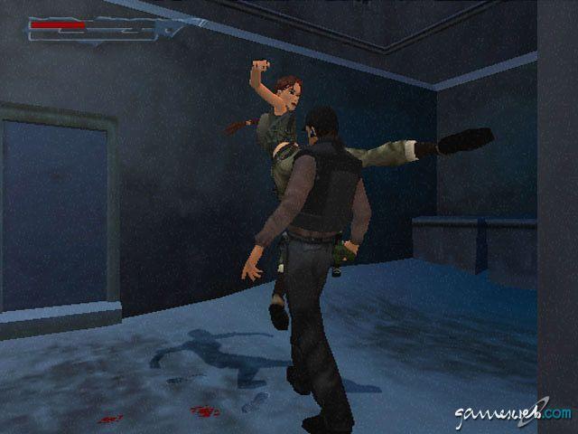 Tomb Raider: The Angel of Darkness  Archiv - Screenshots - Bild 2