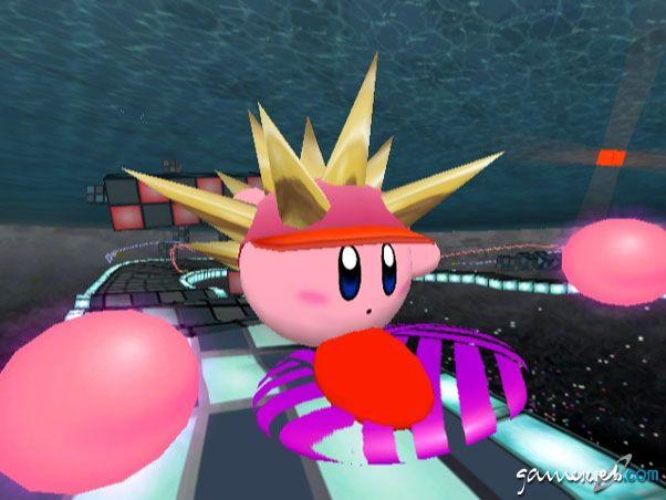 Kirby's Air Ride  Archiv - Screenshots - Bild 3