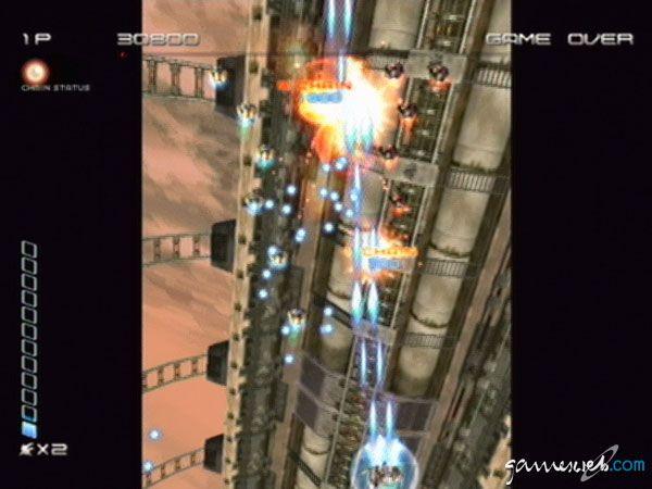 Ikaruga - Screenshots - Bild 14