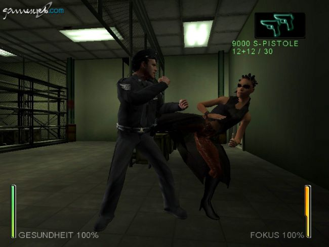 Enter the Matrix - Screenshots - Bild 14