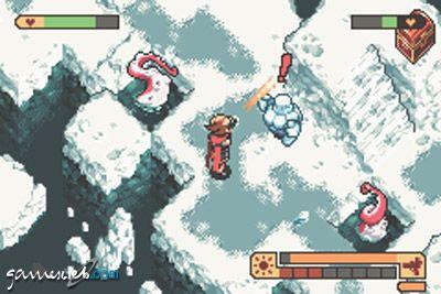 Boktai - Screenshots - Bild 19