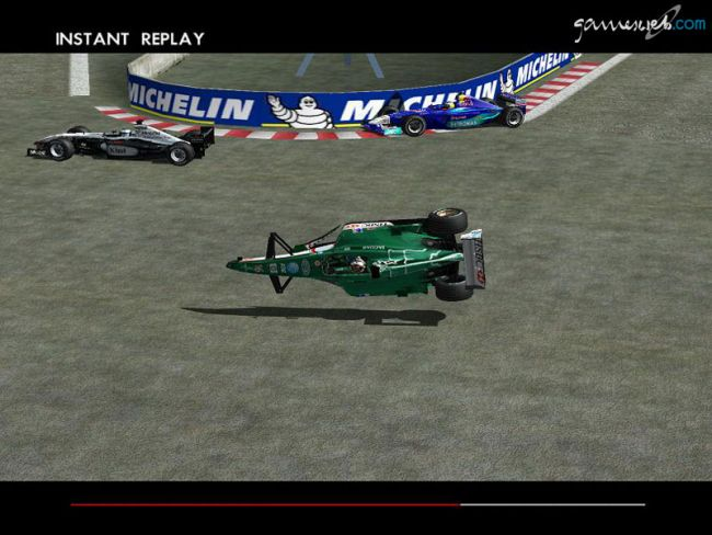 F1 Challenge 1999-2002 - Screenshots - Bild 6