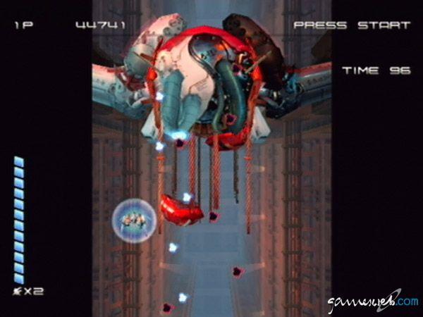 Ikaruga - Screenshots - Bild 13