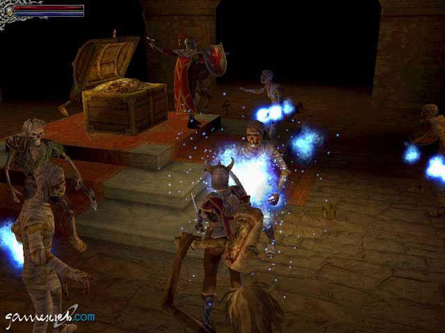 Dungeon Lords  Archiv - Screenshots - Bild 80