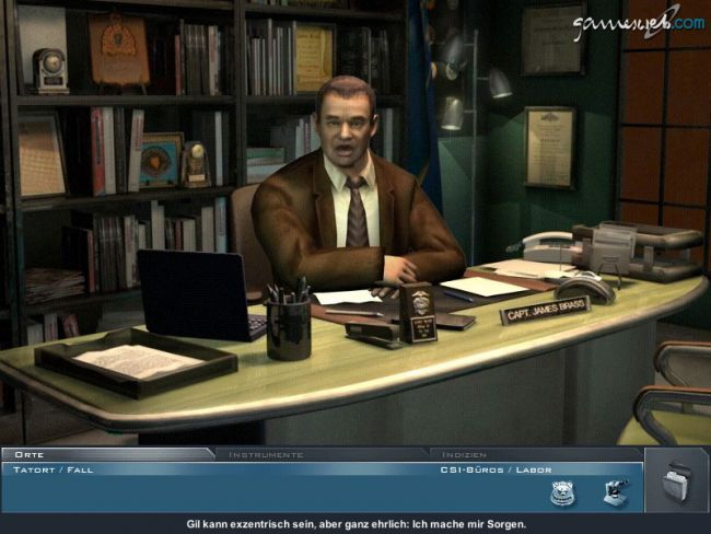 CSI: Crime Scene Investigation - Screenshots - Bild 4