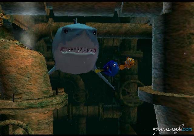 Findet Nemo  Archiv - Screenshots - Bild 10