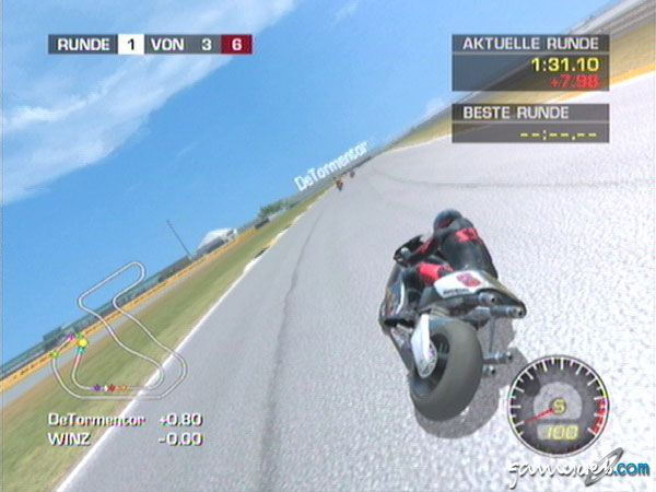 MotoGP: Ultimate Racing Technology 2 - Screenshots - Bild 19