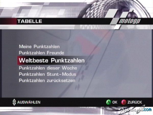 MotoGP: Ultimate Racing Technology 2 - Screenshots - Bild 14