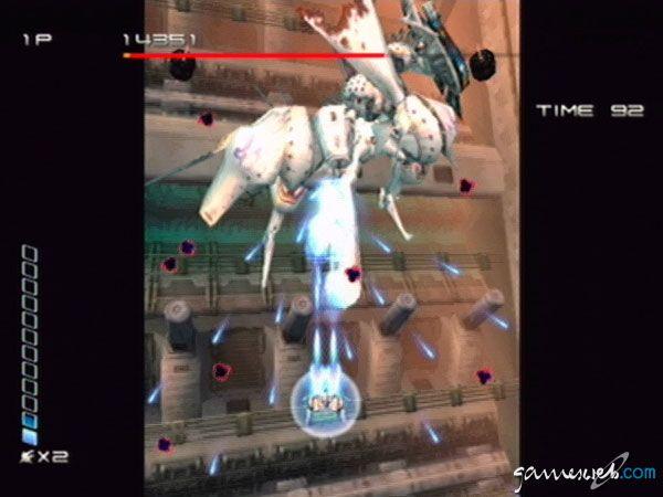 Ikaruga - Screenshots - Bild 4
