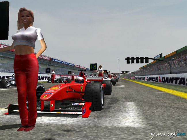 F1 Challenge 1999-2002 - Screenshots - Bild 14