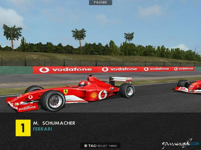 F1 Challenge 1999-2002 - Screenshots - Bild 8