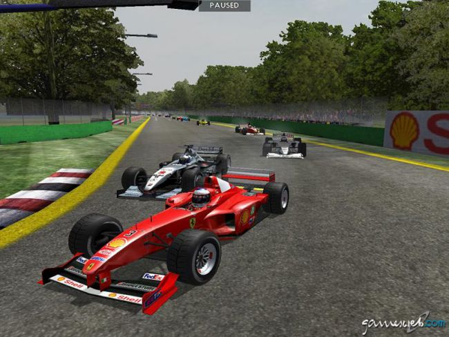F1 Challenge 1999-2002 - Screenshots - Bild 15