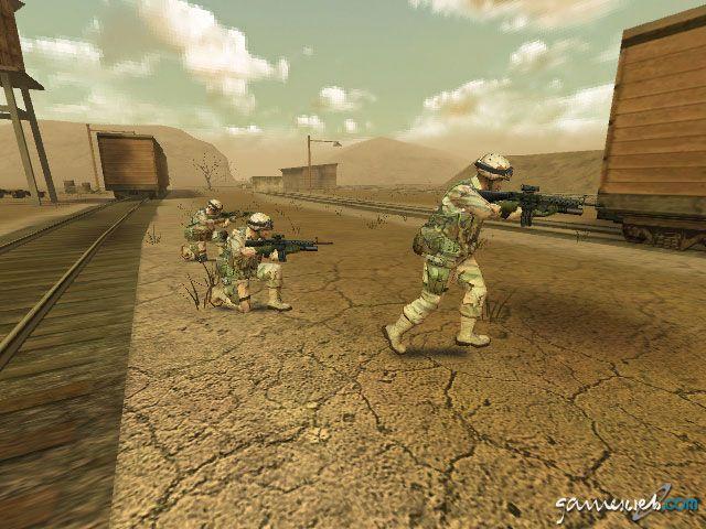 Ghost Recon: Island Thunder  Archiv - Screenshots - Bild 11