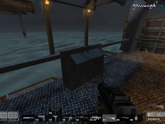 Chaser - Screenshots - Bild 17