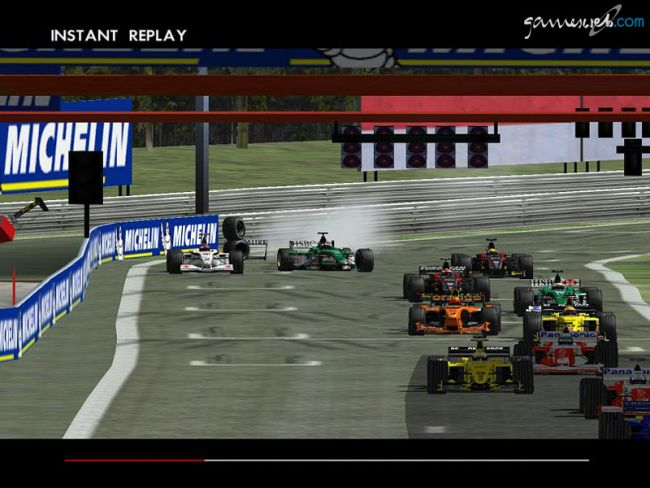 F1 Challenge 1999-2002 - Screenshots - Bild 11