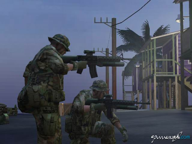 Ghost Recon: Island Thunder  Archiv - Screenshots - Bild 4