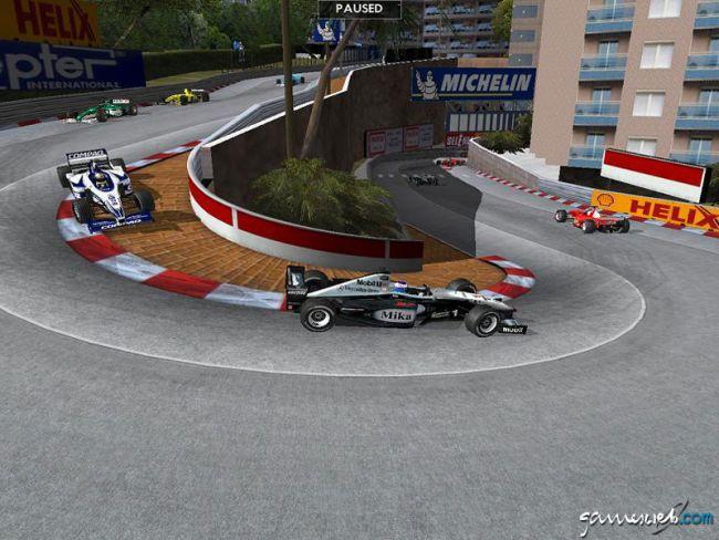 F1 Challenge 1999-2002 - Screenshots - Bild 18