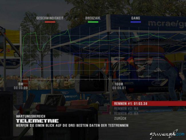 Colin McRae Rally 3 - Screenshots - Bild 2