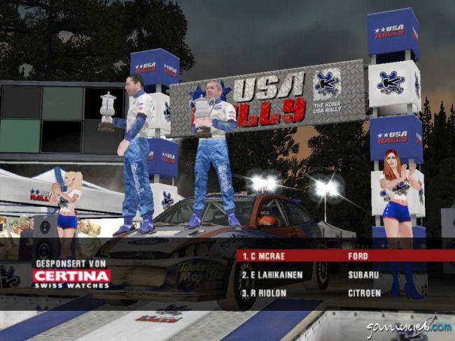 Colin McRae Rally 3 - Screenshots - Bild 8