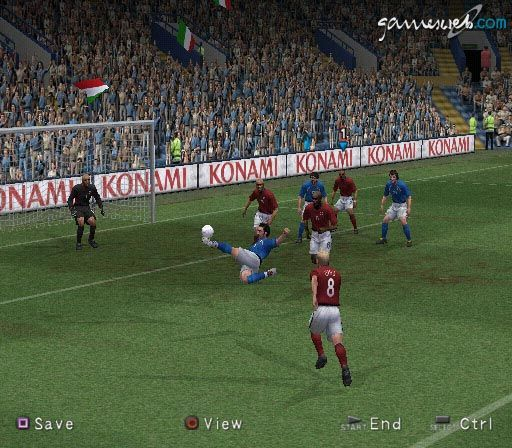 Pro Evolution Soccer 3  Archiv - Screenshots - Bild 34
