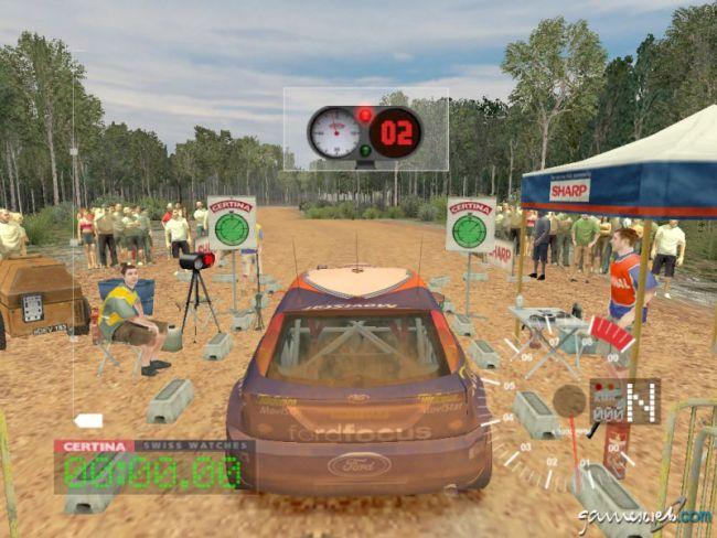 Colin McRae Rally 3 - Screenshots - Bild 12