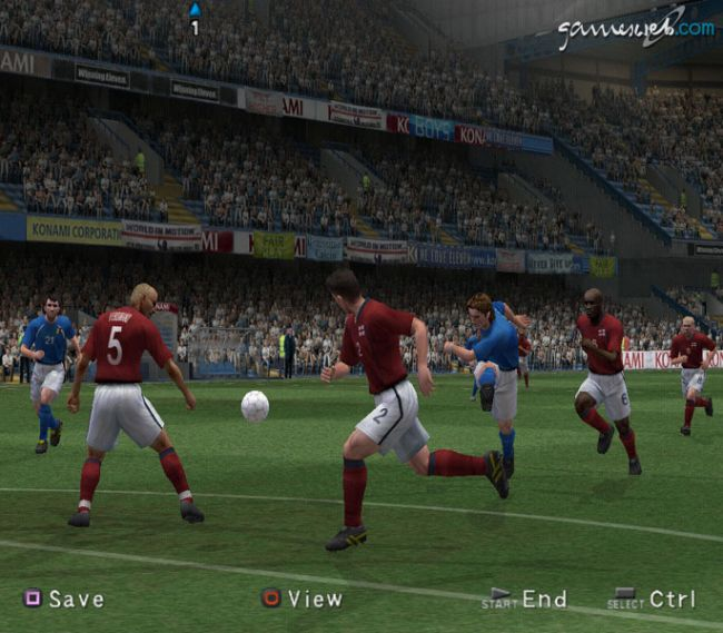 Pro Evolution Soccer 3  Archiv - Screenshots - Bild 27